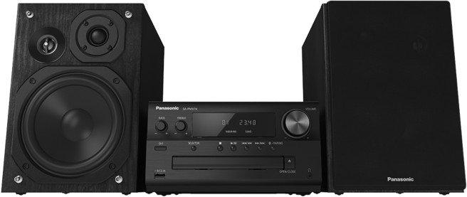 Panasonic SC-PMX74 czarny/czarny