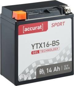 Accurat Sport GEL YTX16-BS (TN3862)