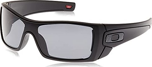 Oakley Batwolf Polarized matte black/gray (OO9101-04) -- via Amazon Partnerprogramm