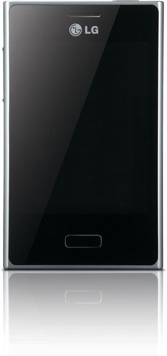 LG Optimus L3 E400 schwarz
