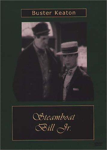 Buster Keaton - Steamboat Bill Jr. -- via Amazon Partnerprogramm