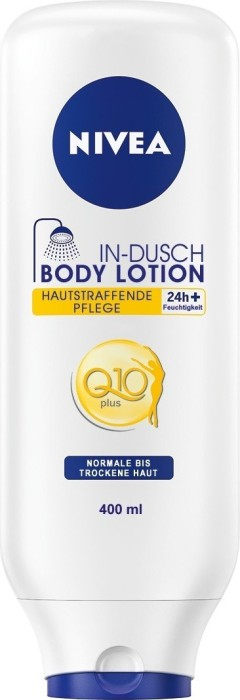 Nivea Q10 Plus In-Dusch Body Lotion 400ml
