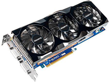 Gigabyte GeForce GTX 570 OC, 1.25GB GDDR5, 2x DVI, Mini HDMI (GV-N570OC-13I)