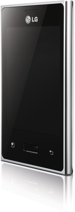 LG Electronics Optimus L3 E400 weiß