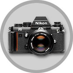 Nikon F3 (SLR) korpus