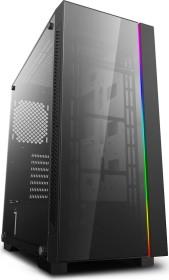 DeepCool Matrexx 55 V3 ADD-RGB schwarz, Glasfenster (DP-ATX-MATREXX55V3-AR)