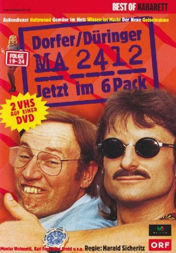 MA 24/12 Vol.  4 (Folgen 19-24) -- via Amazon Partnerprogramm