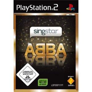 SingStar: ABBA (englisch) (PS2)