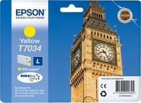 Epson Tinte T7034 gelb (C13T70344010)