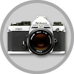 Nikon FM2 (SLR) korpus