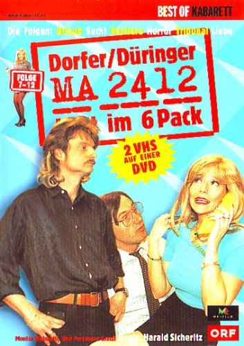 MA 24/12 Vol.  2 (Folgen 7-12) -- via Amazon Partnerprogramm