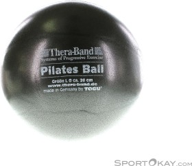 Thera-Band pilates exercise ball 26cm silver (23100)