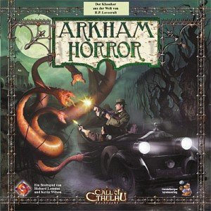 Arkham Horror - the board game