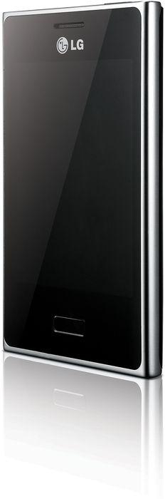 LG Optimus L3 E400 mit Branding
