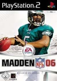 EA Sports Madden NFL 06 (PS2)