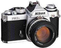 Nikon FM3A (SLR) Gehäuse