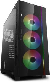 DeepCool Matrexx 55 V3 ADD-RGB 3F schwarz, Glasfenster (DP-ATX-MATREXX55V3-AR-3F)