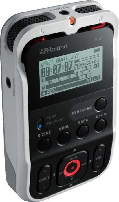 Roland R-07 weiß
