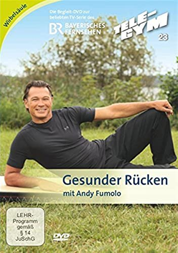Tele-Gym: Gesunder Rücken -- via Amazon Partnerprogramm