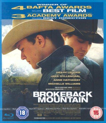 Brokeback Mountain (Blu-ray) (UK) -- via Amazon Partnerprogramm