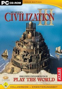 Civilization 3 - Gold Edition (niemiecki) (PC)