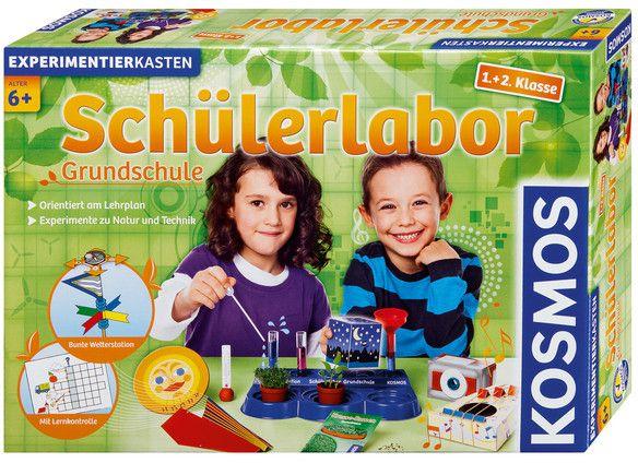 Kosmos Schülerlabor Grundschule 1. + 2. Klasse (63431)