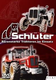 Schlüter - Bärenstarke Traktoren im Einsatz