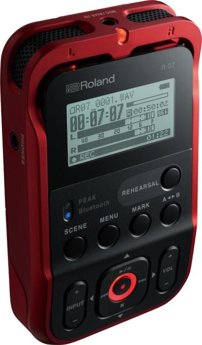 Roland R-07 rot