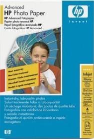 HP Advanced Fotopapier 10x15cm, 250g/m², 25 Blatt (Q8691A)