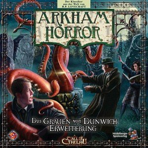 Arkham Horror: The Dunwich Horror (Expansion)
