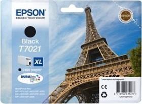 Epson Tinte T7021 schwarz hohe Kapazität (C13T70214010)