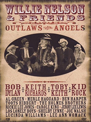 Willie Nelson & Friends - Outlaws and Angels -- via Amazon Partnerprogramm