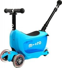 Micro Mini2Go Deluxe Plus Scooter blau (MMD034)