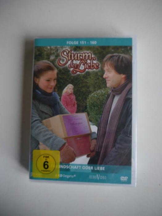Sturm der Liebe Staffel 16 (Folgen 151-160) -- via Amazon Partnerprogramm