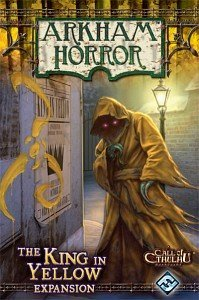 Arkham Horror: The King in Yellow (Expansion)