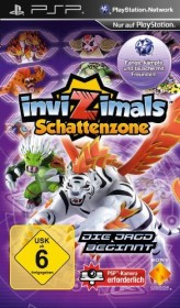 Invizimals - Schattenzone (PSP)