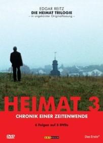 Heimat 3 - Chronik einer Zeitenwende