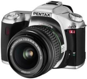 Pentax *istDL silber mit Objektiv DA 16-45mm ED AL (1843605)