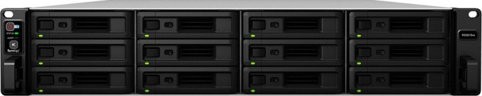 Synology Rackstation RS3618xs 24TB, 8GB RAM, 4x Gb LAN, 2U