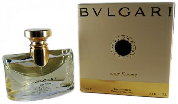 Bulgari Bulgari Pour Femme Eau De Parfum 100ml -- © Design4Stars