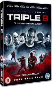 Triple 9 (DVD) (UK)