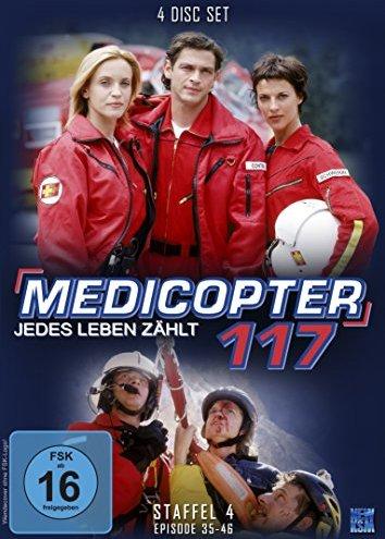 Medicopter Staffel 4 -- via Amazon Partnerprogramm