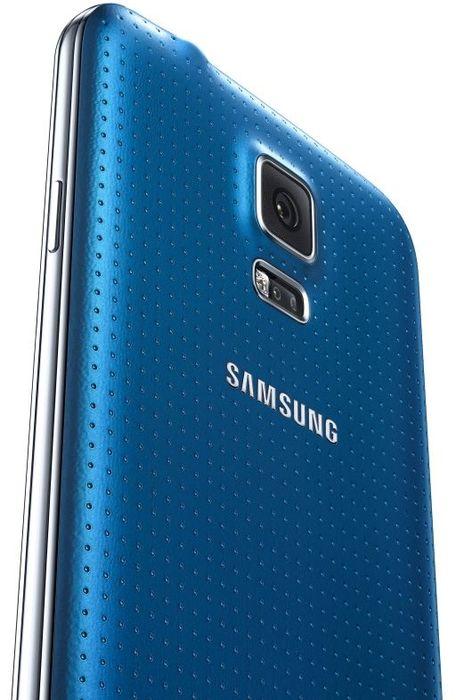 produktbilder samsung galaxy s5 g900f 32gb blau. Black Bedroom Furniture Sets. Home Design Ideas