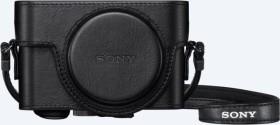 Sony LCJ-RXK Ledertasche schwarz