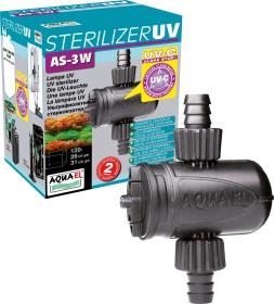 Aquael Sterilizer UV AS-3W, 250l (115031)