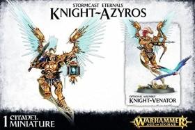 Games Workshop Warhammer Age of Sigmar - Stormcast Eternals - Knight-Azyros (99120218003)