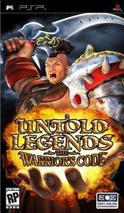 Untold Legends 2: The Warrior's Code (englisch) (PSP)
