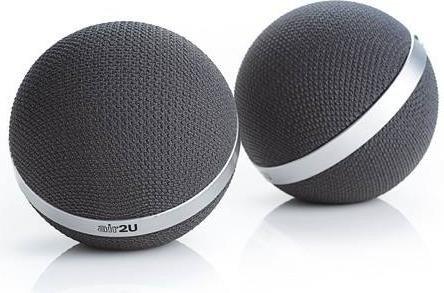 Aiptek Music Speaker E30 grau