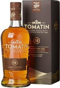 Tomatin 18 Years Old 700ml