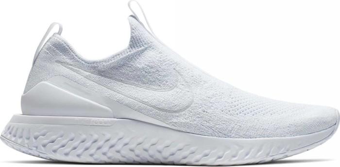 fc251cb290b3b Nike Epic Phantom React white/pure platinum (Herren) ab € 134,90 ...